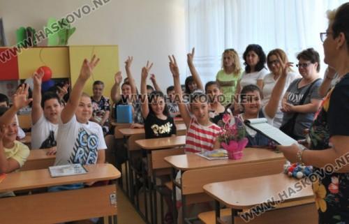 Над 100 тома дариха децата на библиотеката в Шандор Петьофи