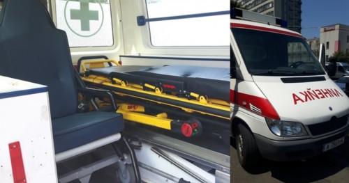 Дариха линейка Мерцедес и 80 електрически легла на УМБАЛ-Бургас