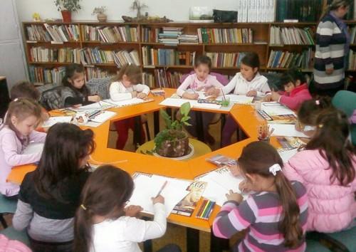 Чети книжки на деца в Димитровград