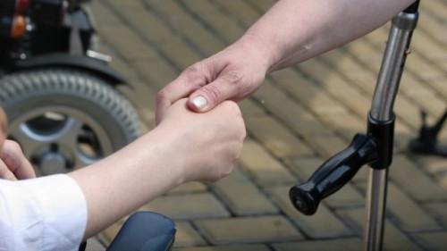 Студенти от НСА организираха олимпиада за деца с увреждания