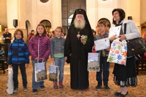 """Тържество по награждаването на участници в националния конкурс """"Възкресение Христово"""""""
