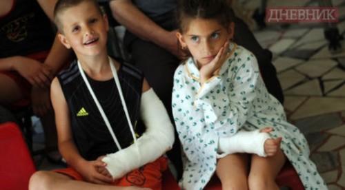 """""""Пирогов"""" обяви безплатни прегледи за гръбначни изкривявания при деца"""