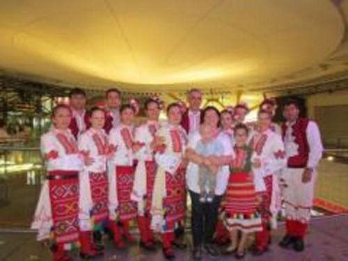 Благотворителен концерт в Барселона в подкрепа на Цвети и нейното семейство