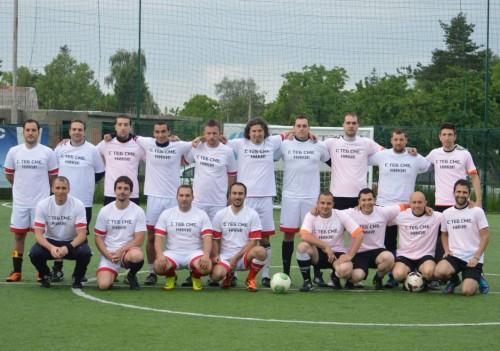 Благотворителен футболен турнир в помощ на Ники