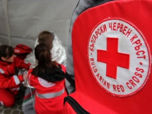 БЧК помага на деца, пострадали при катастрофи