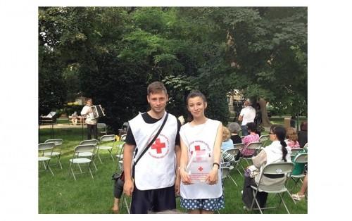 Доброволци на БЧК събраха 265 лева на благотворителен концерт
