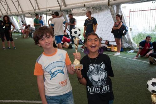 Благотворителен футболен турнир събра 2540 лв. в помощ на пострадалите от наводненията