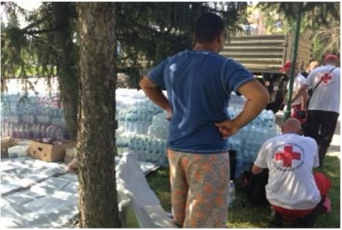 Бедстващите хора в Мизия се нуждаят от лекарства, храна и вода