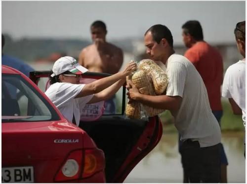 БЧК събира средства за пострадалите от бедствието на номер 1466