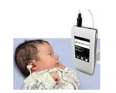 """Сдружение """"УСМИВКА"""" набира средства за апарат новородени деца със слухови проблеми"""