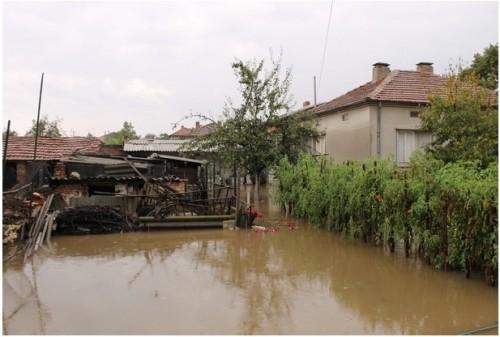 Стартира кампания в помощ на пострадалите от наводненията в община Димитровград