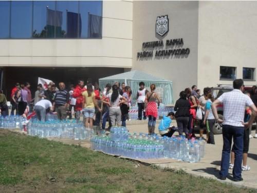 БЧК стартира втори транш за подпомагане на пострадалите в Аспарухово