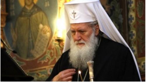 """Патриарх Неофит направи дарение за храм """"Свети Александър Невски"""""""