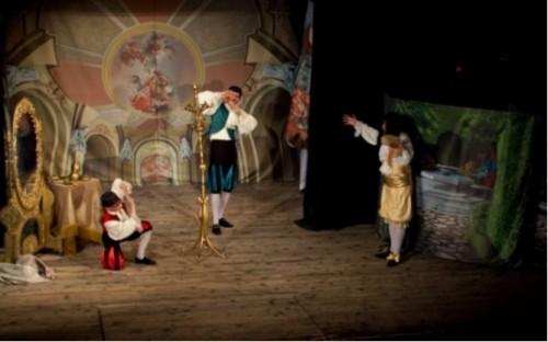 Пътуващ театър набира средства за лечение на деца
