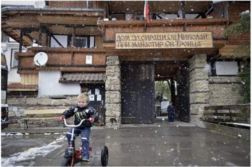 Деца от приюта на отец Иван ще се обучават в Германия