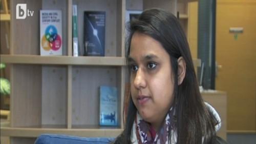 Осиновено в САЩ момиче се завръща да помага на други деца