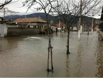 Българският Червен кръст помага на пострадалото население в област Стара Загора