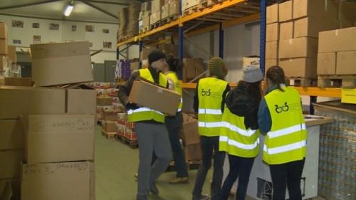 Хиляди разчитат на Българската хранителна банка