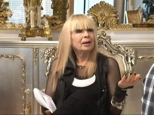 Лили Иванова дари 50 000 лв. на Борис Гуджунов