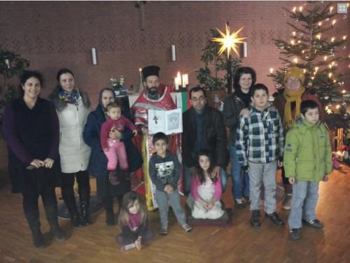 Бесарабско село подпомага българската църковна община в Нюрнберг