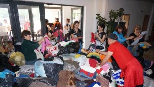 Набират се средства за откриване на пукнт за дрехи втора употреба в Петрич