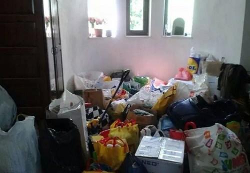 """Столичният храм """"Възнесение Господне"""" събира дрехи, обувки и книги за деца и възрастни"""