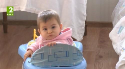 9-месечно момиченце остана сираче
