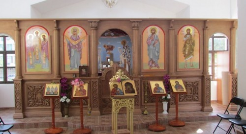 Търси се дарение за храма Св. Три Светители в Горна Оряховица