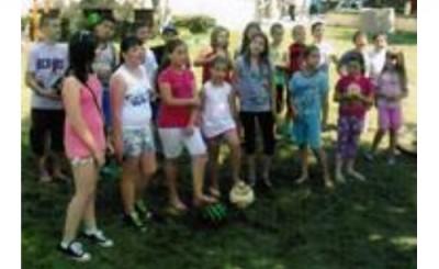 Кампания Децата на село Бъзън