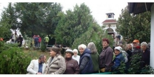 Патриарх Неофит направи дарение за социалната кухня към столичния храм Св. Илия