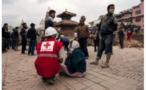 БЧК подпомага пострадалите от земетресението в Непал