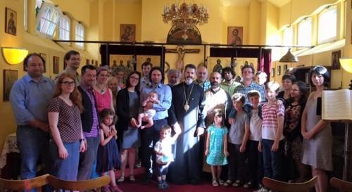 Подарен бе храм на българската църковна община в Страсбург