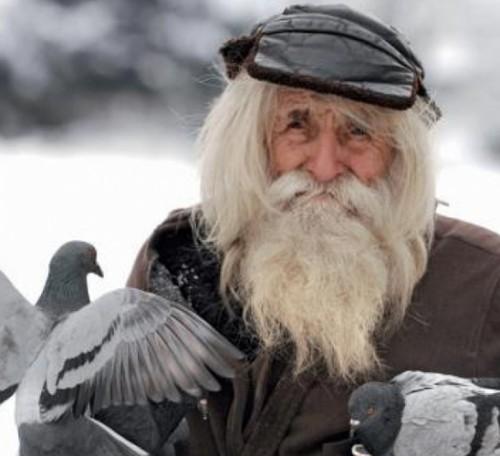Дядо Добри стана на 101 години на Илинден