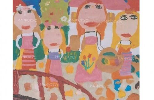Деца от Добрич изработиха сувенири и ги подариха на българското училище в Йоханесбург