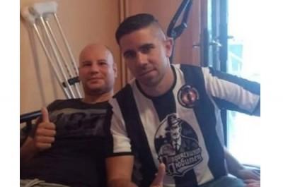 Фенове на Локомотив (Плд) в чужбина дариха пари за Тишо