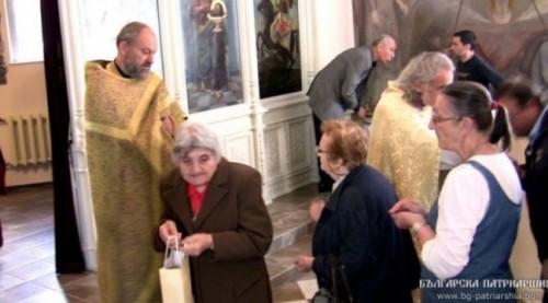 В храм Св. Николай се проведе благотворителна инициатива
