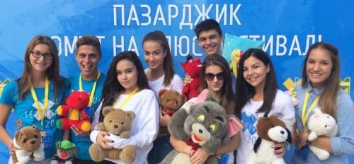 Доброволците от Плюс Фестивал организираха благотворителна акция