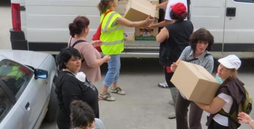 Бизнесът иска данъчни облекчения при дарения на храни