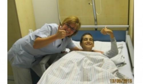 Успешна операция за Божидар Стоянов