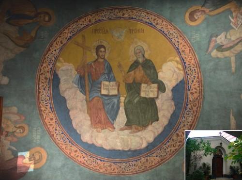 Да помогнем за реставрация на  стенописите на столичния митрополитски храм