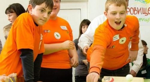 Бъди доброволец на турнир по крикет на маса за деца със специални нужди 2015