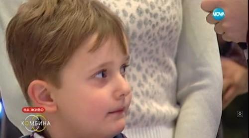 6-годишно момче страда от епилепсия
