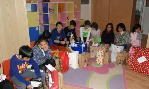 Съюзът на ловците и риболовците в България направи дарение на деца