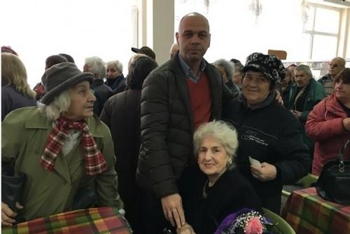 Топъл обяд през зимата за 300 тракийци  от Пловдив в неравностойно положение
