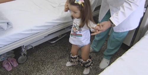 Варненска болница помага на деца да пораснат