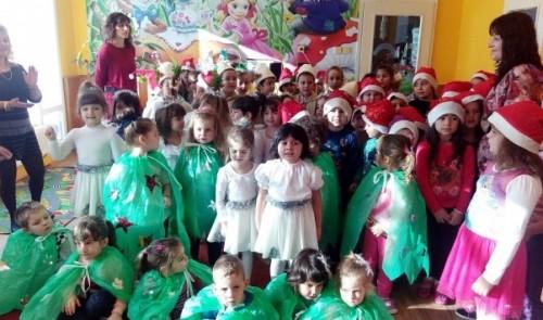 Малчугани от Горна Оряховица организираха благотворителна акция