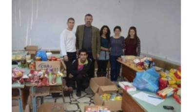 Жители на Златарица и младежи от Вeлико Търново проведоха благотворителна акция