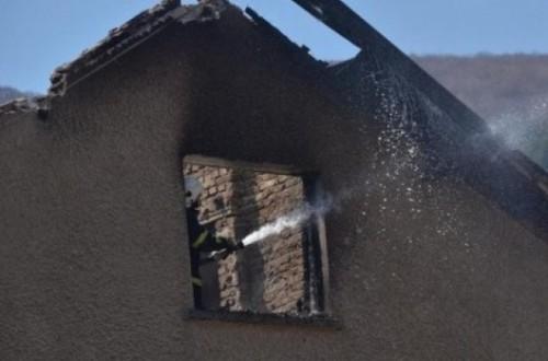 НАПГ и Мтел помогнаха на приемно семейство след пожар, унищожил техния дом