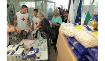 Събират хранителни продукти за най-бедните от Панагюрище