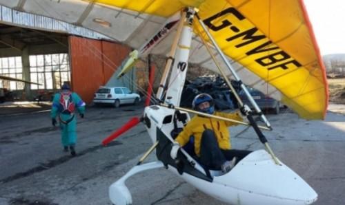 Авиатори подаряват въздушна разходка на деца от дом Детелина в Шумен
